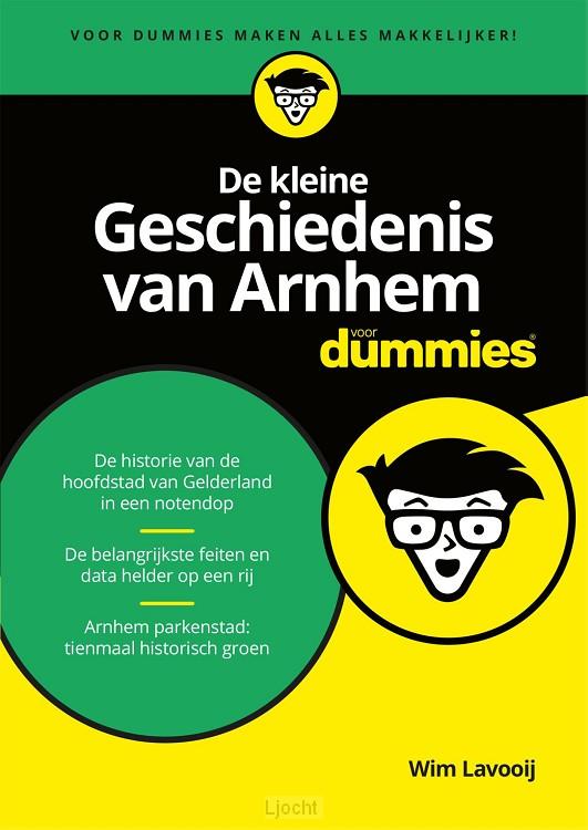De kleine Geschiedenis van Arnhem