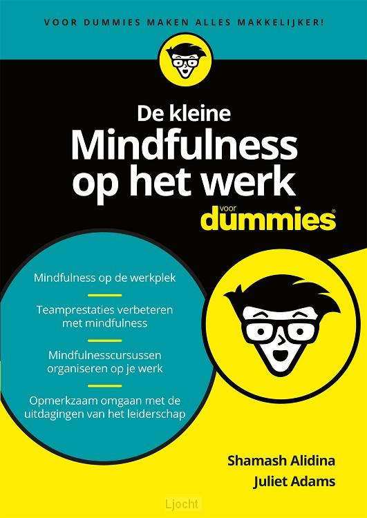 De kleine mindfulness op het werk voor dummies