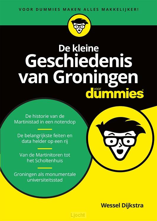De kleine Geschiedenis van Groningen