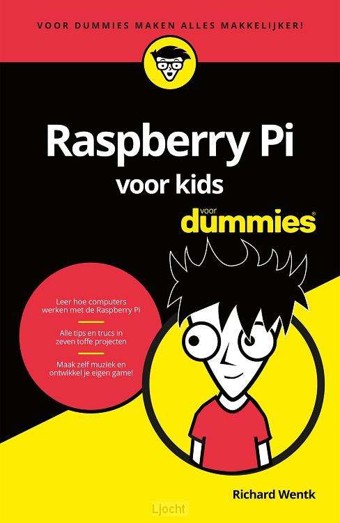 Raspberry Pi voor kids voor Dummies