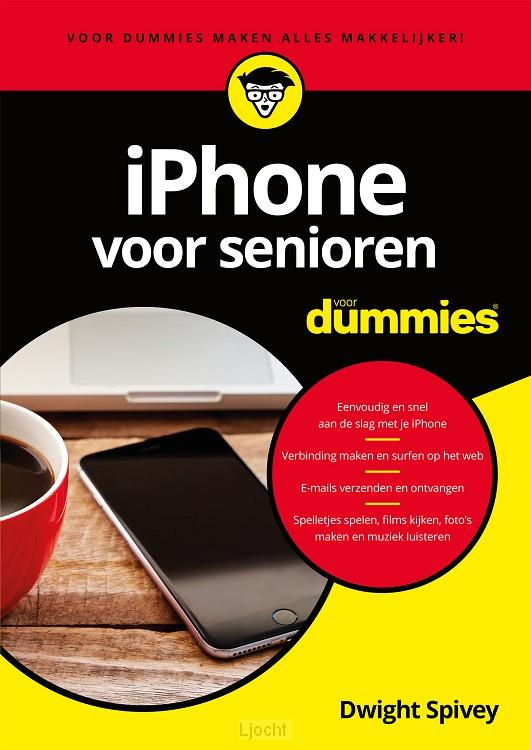 iPhone voor senioren voor Dummies