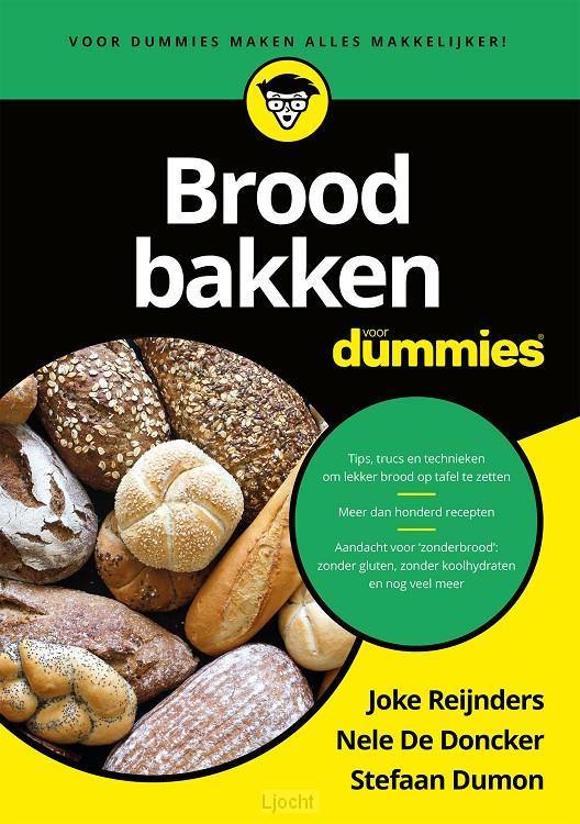 Brood bakken voor Dummies