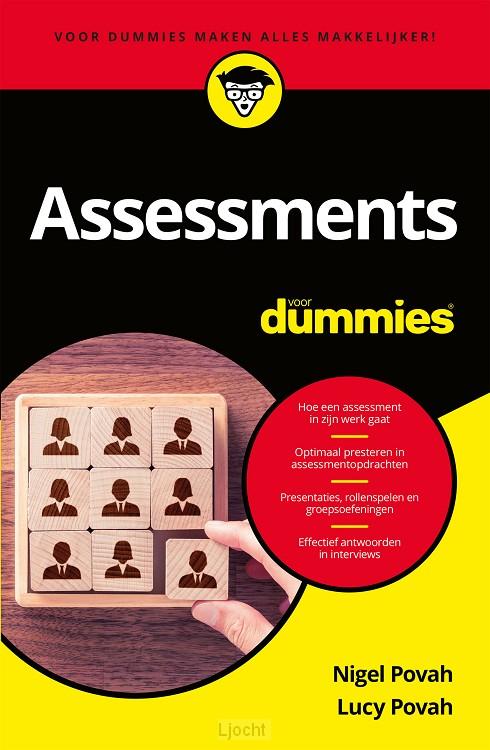 Assessments voor Dummies