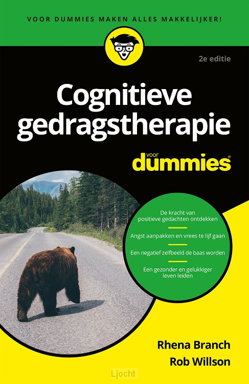 Cognitieve gedragstherapie voor Dummies