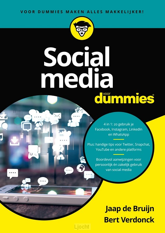 Social media voor Dummies