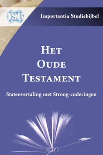Oude Testament SV + strong-coderingen i