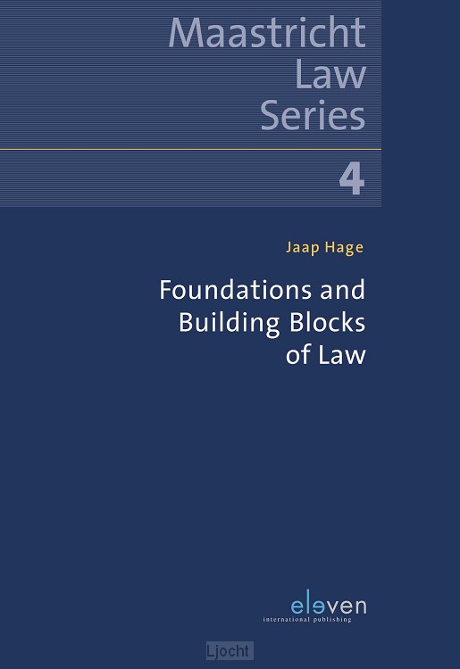 Foundations and Building Blocks of Law