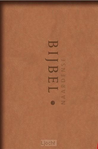 Naardense bijbel vivella zandkleurig
