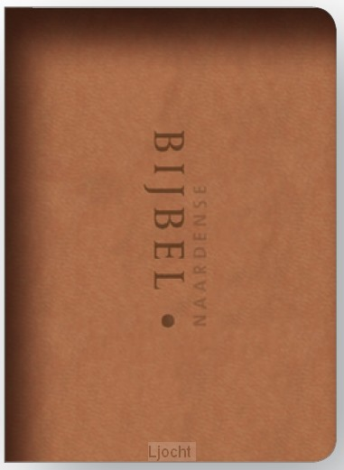 Naardense bijbel vivella zand foed gouds
