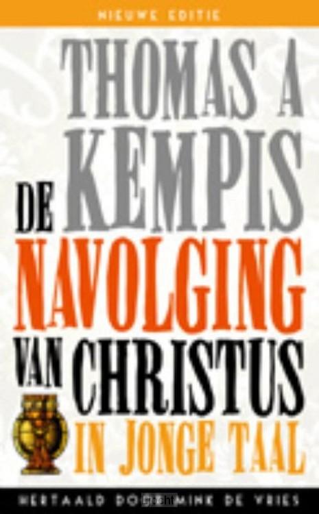 De navolging van Christus