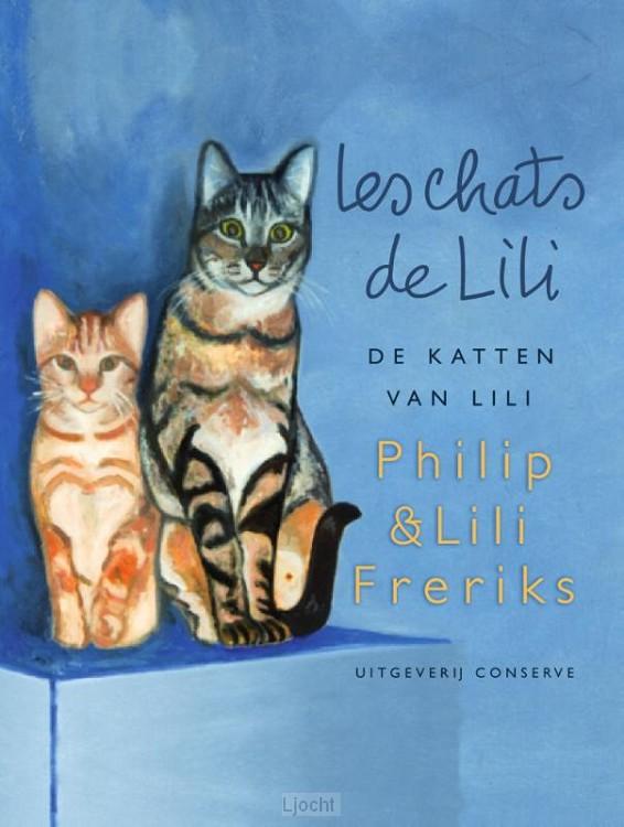 de katten van Lili