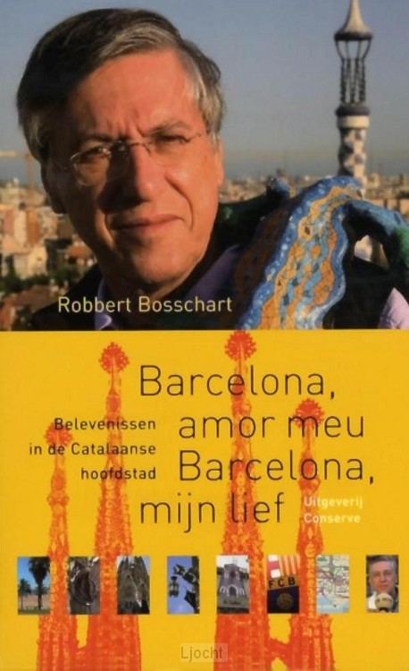 Barcelona amor meu Barcelona mijn lief