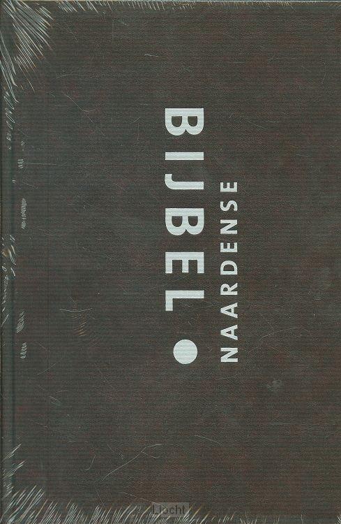 Naardense bijbel bordeauxrood