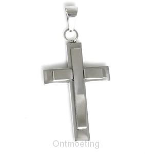 Double layered cross