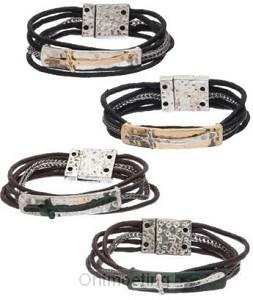 Bracelet clasp assorted