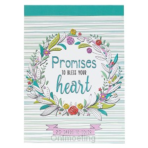 Promises to bless your heart