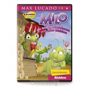 Krummel-Milo de bidsprinkh