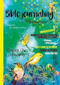 Biblejournaling mag. 2 onder Uw vleugels