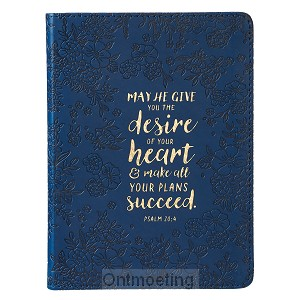 May He give you the desire of your heart