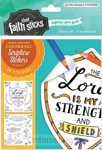 Stickers psalm 28:7