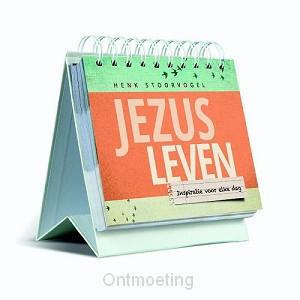 Jezus leven bureaukalender