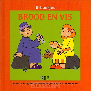 B-boekjes brood en vis