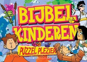 Bijbel en kinderen puzzelplezier, de