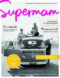 Supermam onderweg magazine