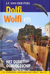 Dolfi en wolfi 21 het oude oorlogsschip
