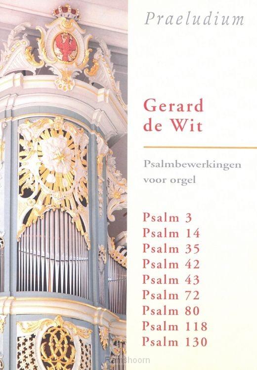 psalmbewerkingen voor orgel