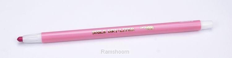 Highlighter pink