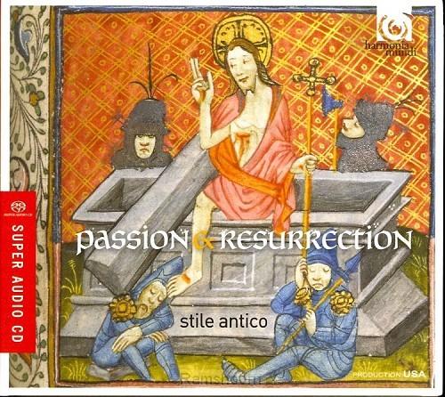 Passion en resurrection