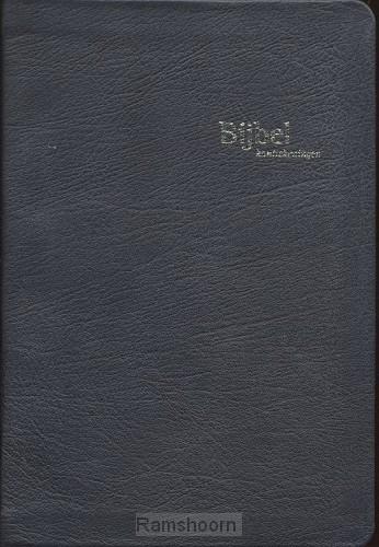Kanttekeningenbijbel KTB35 dundruk sv zw