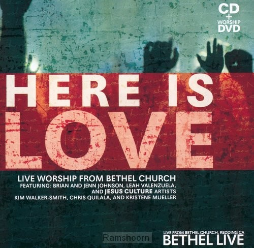 Here is love (cd + dvd)