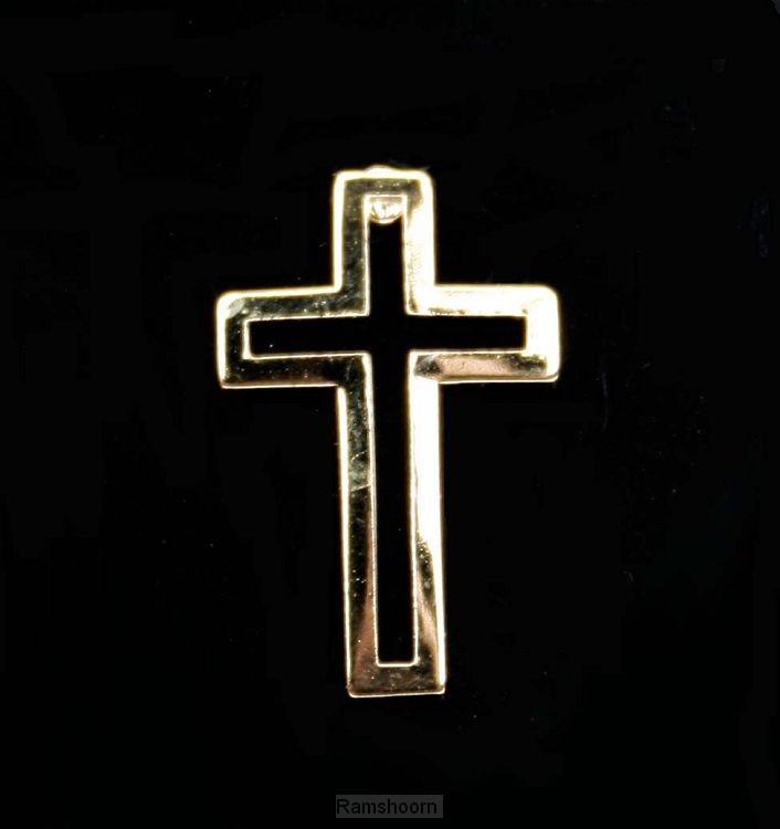 Reverpin kruis open gpl