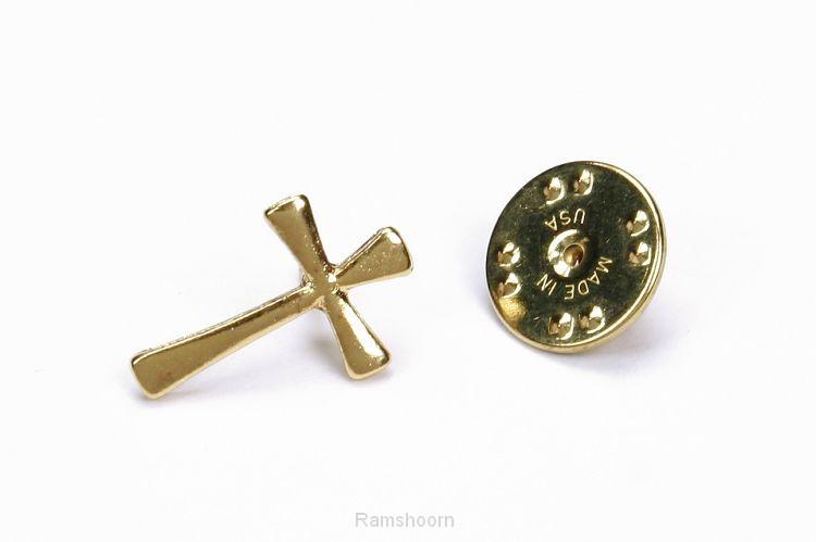 Reverspin kruis goudkl