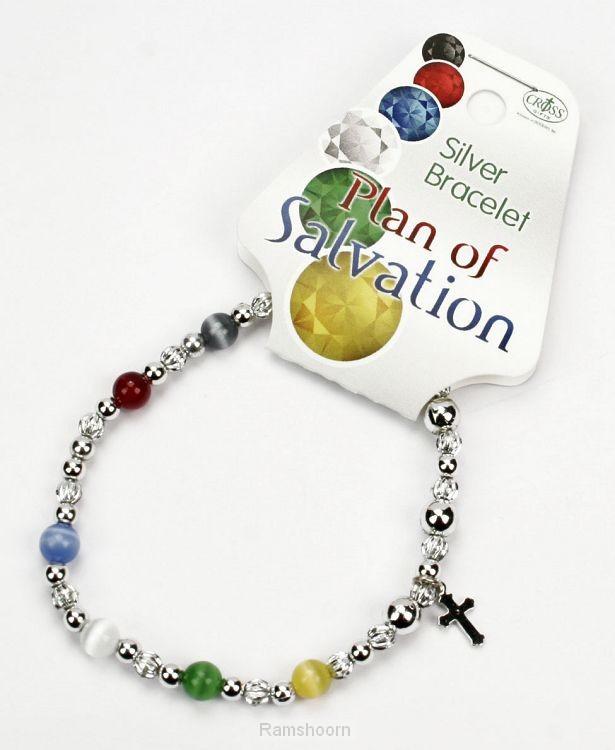 Armband plan of salvation