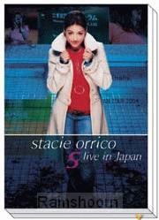 Stacie live in japan dvd