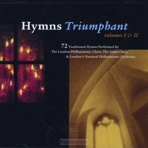 Hymns triumphant repackage