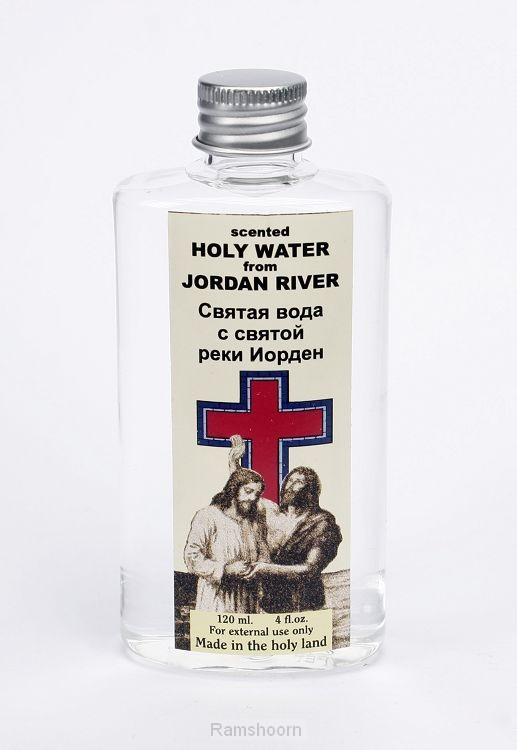 Jordaan water 110ml kruis