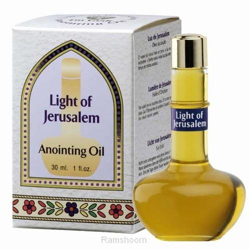 Anointing oil 30ml light of jerusalem