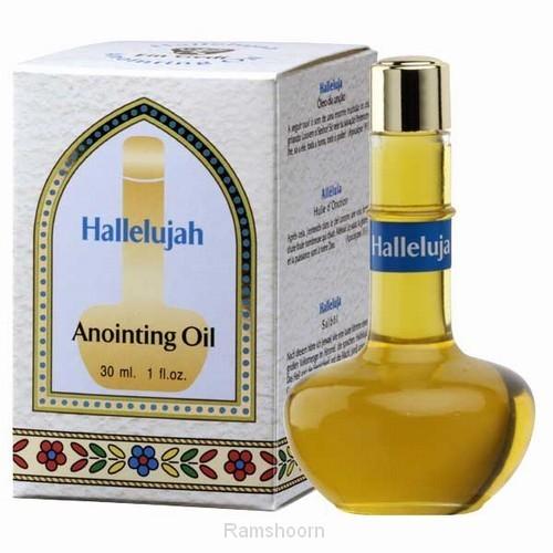 Anointing oil 30ml hallelujah