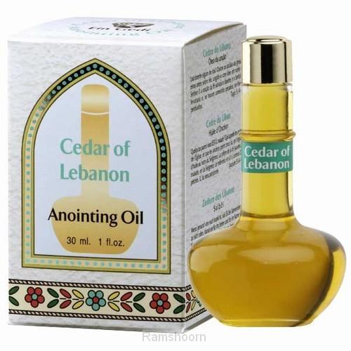 Anointing oil 30ml cedar of lebanon