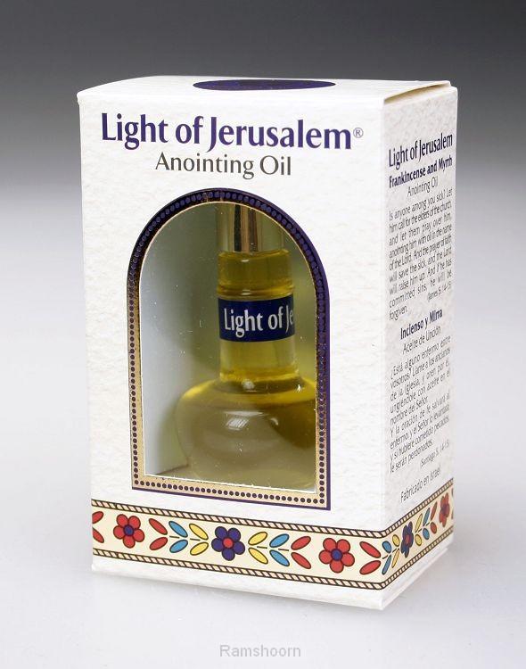 Anointingoil light of jerusalem 8ml