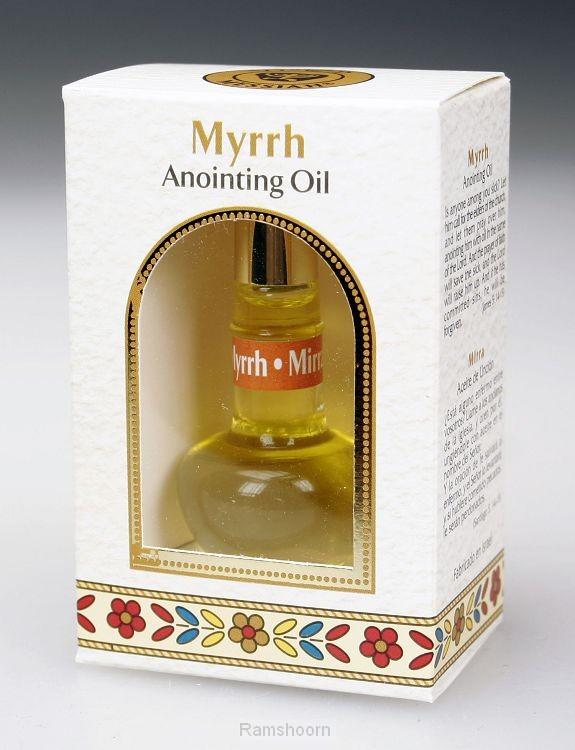 Anointingoil myrrh 8ml