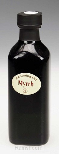 Anointingoil myrrh 125ml