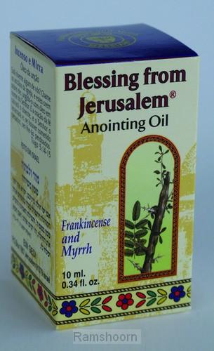 Anointingoil myrrh & frankincense 10ml