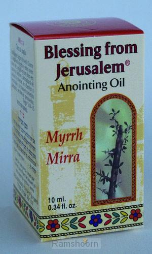 Anointing oil myrrh 10ml