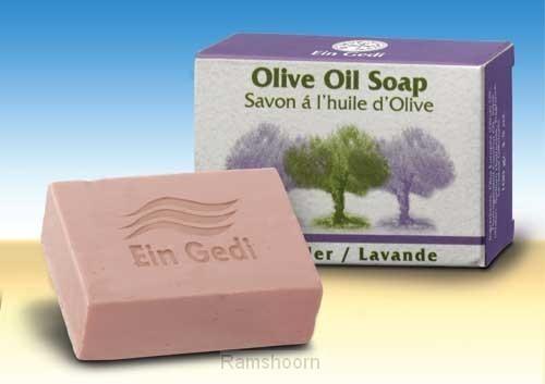 Zeep olijfolie lavender 100gr