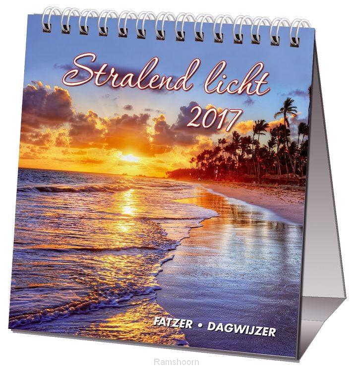 Kalender stralend licht